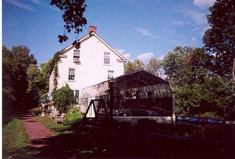 Golden Pheasant Inn, Erwinna